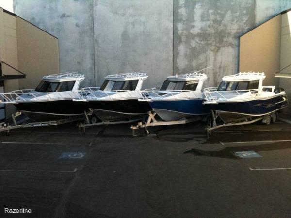 Razerline Aluminium Boat Builders: Trailer Boats | Boats Online for ...