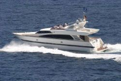 Horizon 76 Flybridge Motor Yacht