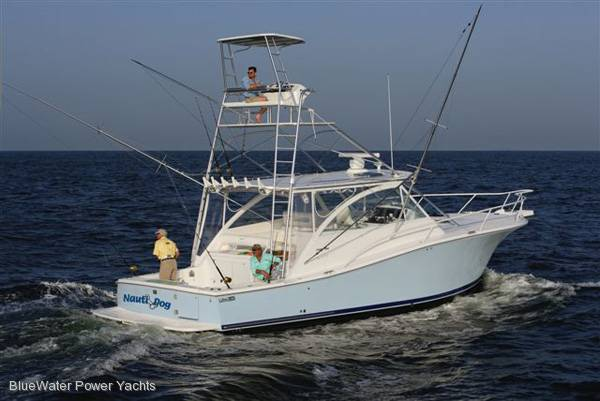 Luhrs 41 Open Tower: Power Boats | Boats Online for Sale | Frp | New South ...