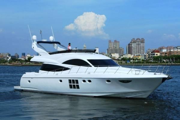 New Dyna 65 Luxury Motor Yacht Power Boats Boats Online