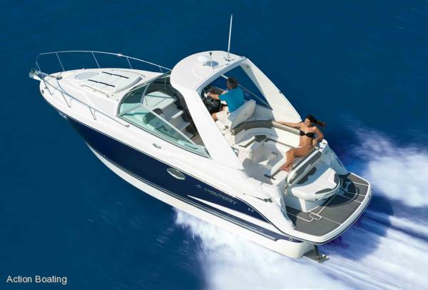 New Monterey 275 Scr Sports Cruiser for Sale | Boats For Sale | Yachthub