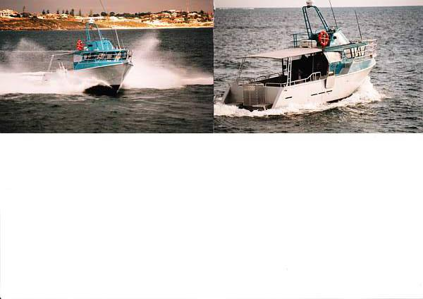 New Razerline 9.5 M Patrol Boat: Commercial Vessel | Boats ...